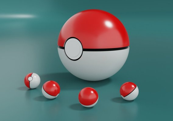 Pokeball set