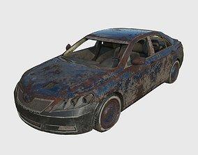 Abandoned Car 15 3D model