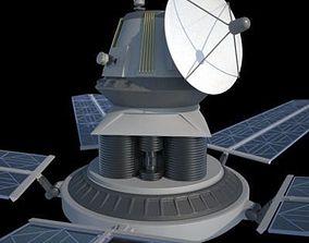 Satellite 2 3D model