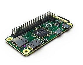 Raspberry Pi Zero - Reverse engineering 3D model