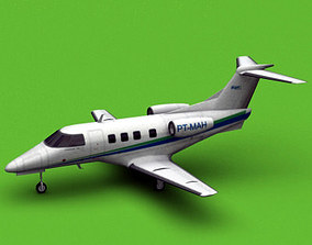 3D Embraer phenom 100 ABC TAXI AEREO