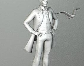 SAILOR 3D model