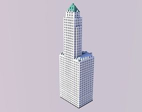 Pittsfield Building 3D printable model