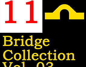 3D 11 Huge Bridge