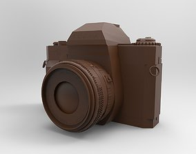 Cosina Photo Camera 3D print model