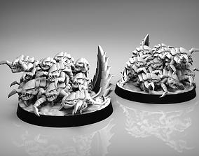 Baby Space Bug Swarm 3D printable model