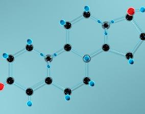 3D model Testosterone