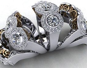 Jewelry nice ring for women coll model