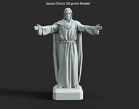 holy Jesus Christ vol3 statue for 3d print