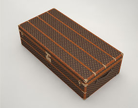 3D model Pro - Steamer trunk Louis Vuitton