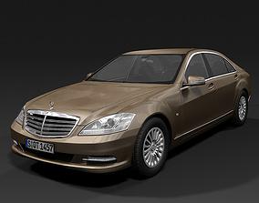 2010 Mercedes Benz S Class 3D