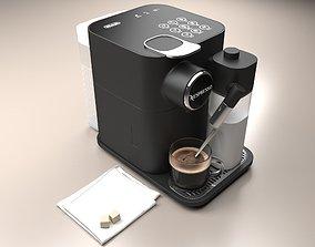 Nespresso Gran Lattissima EN650B by DeLonghi 3D