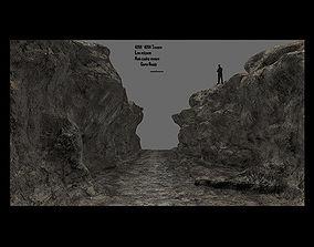 canyon 4 3D model