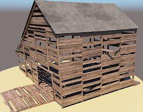 3D asset Barn2