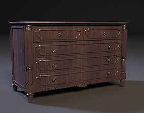 storage 3D Chest of drawers