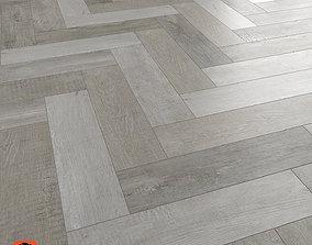 3D Rona light grey Floor Tile