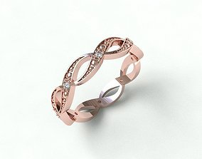 Ringmodel109 - Wedding ring - S-band