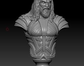 Aquaman 3D print model superhero