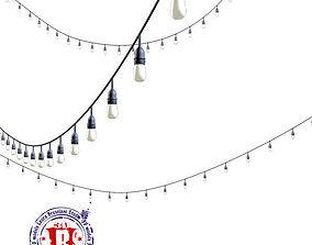 3D String lights