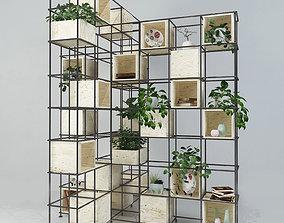 3D Shelf 001