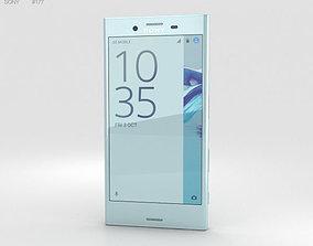 3D Sony Xperia X Compact Mist Blue