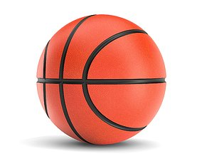 3D Basket ball leather