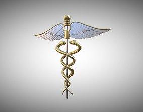 Doctor Logo 3D