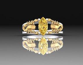 3D print model Ring Scorpions