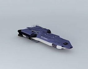 XBC Maximus Cruiser Europe VIII class 3D