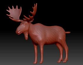 3D printable model Moose