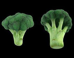 food Broccoli 3D model