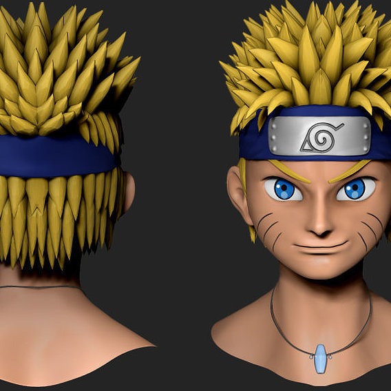 Naruto - 3 emotes