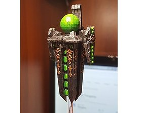 6mm DeathBot Aeonic Orb 3D print model