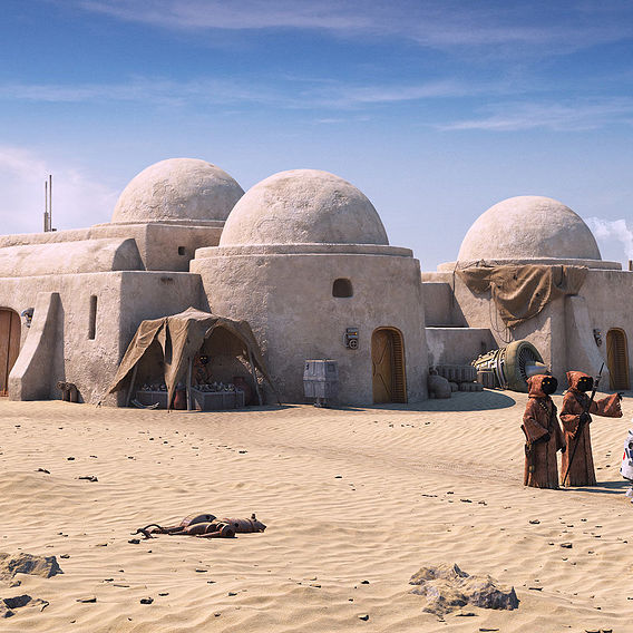 Return to Tatooine