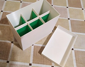3D printable model FPV Battery Case 1300-1500