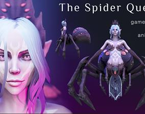 3D model The Spider Queen