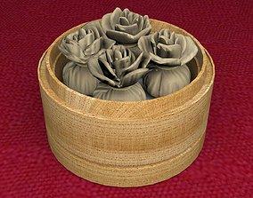 3D model Dim Sum 1