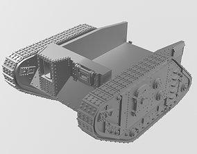 3D print model Rhombus CS chassis