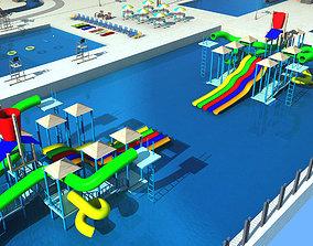 3D Water Park Amusement