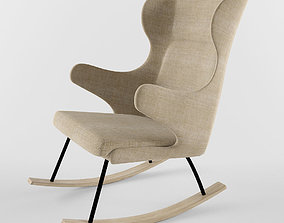 3D model Jb Lounger Chair furniture