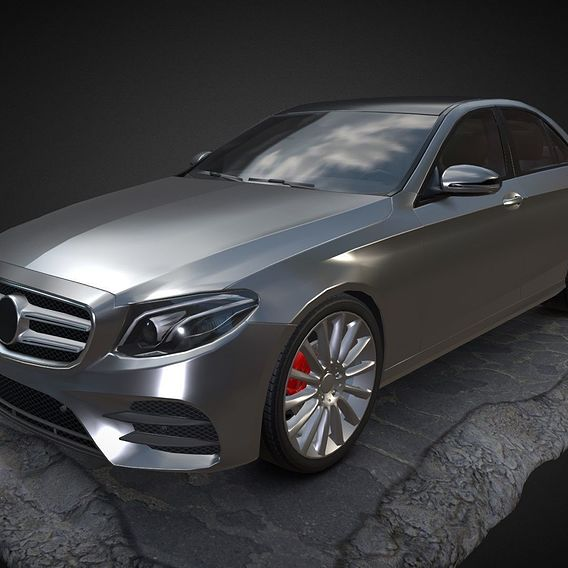 Mercedes E400/W213