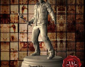 Silent Hill james figurines 3D print model