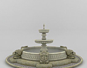 Classic Fountain 3D
