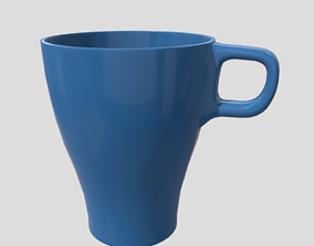 3D model Mug 3