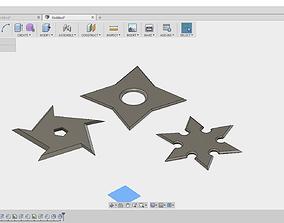 diy Shuriken 3d printable