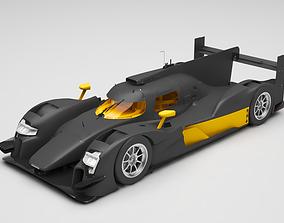 3D Audi R18 e-tron