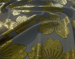 Fabric Embroidery Generator 3D model