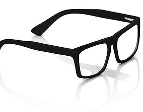 Eyeglasses for Men and Women 3D print model seeing