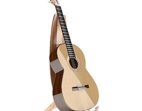 3D Ramirez classic guitar