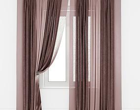 3D model Curtain 9